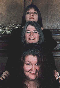 Teresa, Brenda and Gwen photo